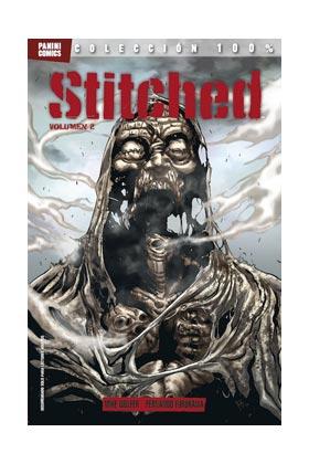 STITCHED 02 (COMIC)