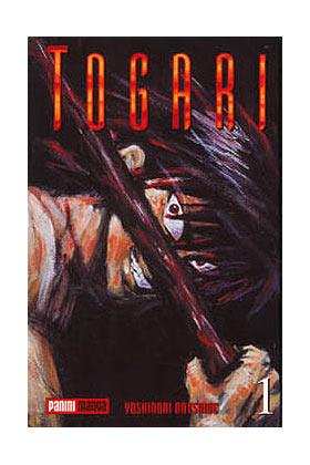 TOGARI 01 COMIC MANGA