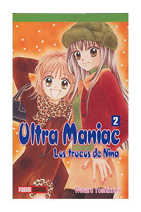 ULTRA MANIAC 02 COMIC MANGA