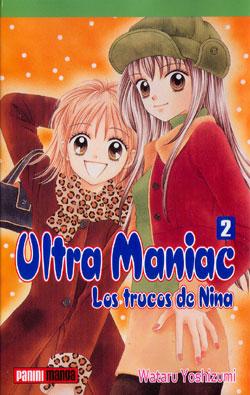 ULTRA MANIAC. LOS TRUCOS DE NINA  02 (COMIC MANGA)