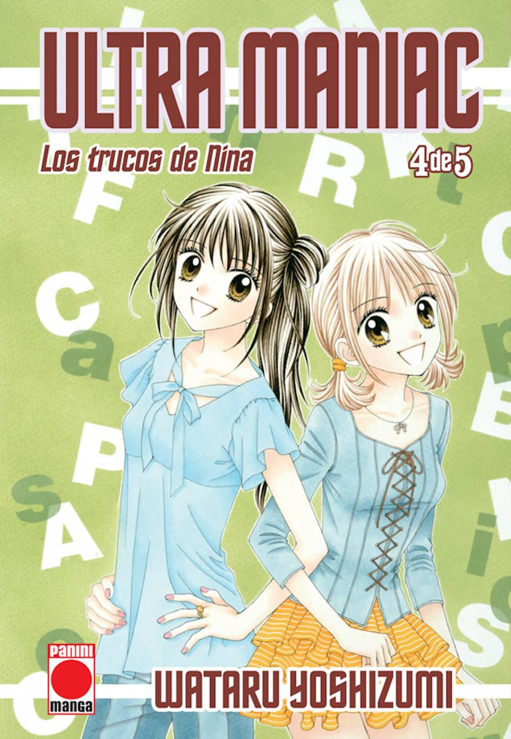 ULTRA MANIAC. LOS TRUCOS DE NINA  04 (COMIC MANGA)