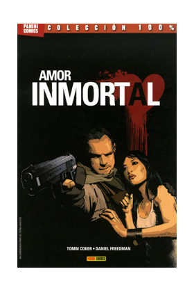 AMOR INMORTAL (CULT COMICS)