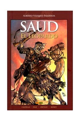 SAUD EL LEOPARDO (ALBERTO VAZQUEZ-FIGUEROA)
