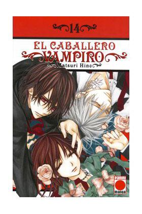 EL CABALLERO VAMPIRO 14 (COMIC)