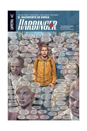 HARBINGER 01: EL NACIMIENTO DE OMEGA