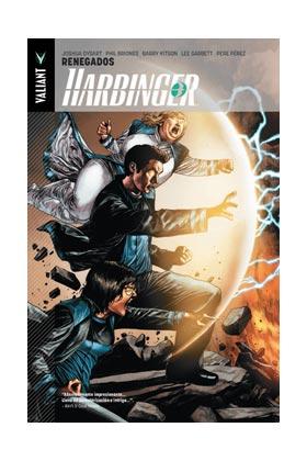 HARBINGER 02: RENEGADOS