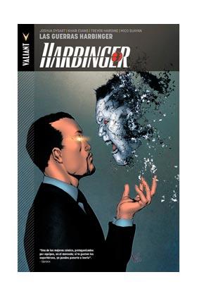 HARBINGER 03: LAS GUERRAS HARBINGER