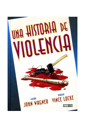 UNA HISTORIA DE VIOLENCIA  (PANINI NOIR)