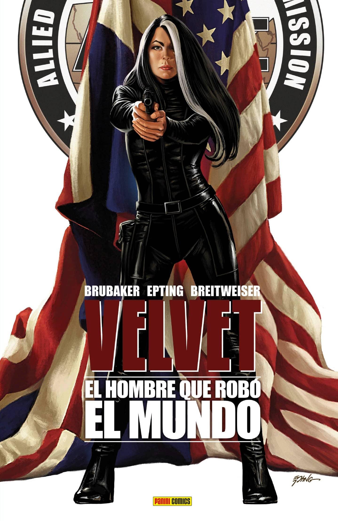 VELVET 03. EL HOMBRE QUE ROBO EL MUNDO