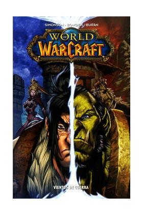 WORLD OF WARCRAFT 03. VIENTOS DE GUERRA (COMIC)