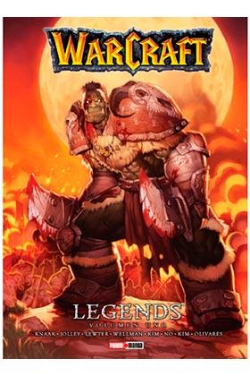 WARCRAFT: LEYENDAS 01