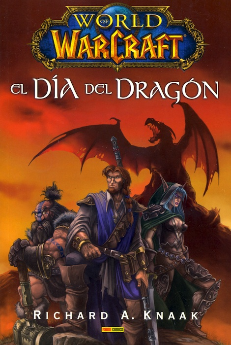 WORLD OF WARCRAFT. EL DIA DEL DRAGON