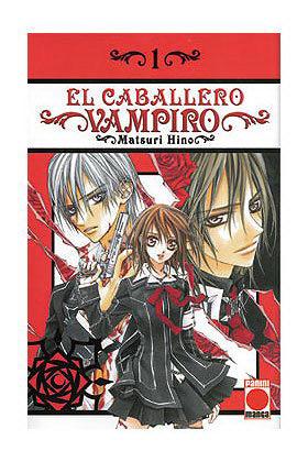 EL CABALLERO VAMPIRO 01 (COMIC)