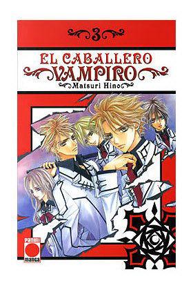 EL CABALLERO VAMPIRO 03 (COMIC)