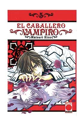 EL CABALLERO VAMPIRO 05 (COMIC)