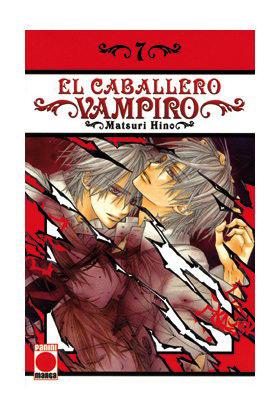 EL CABALLERO VAMPIRO 07 (COMIC)