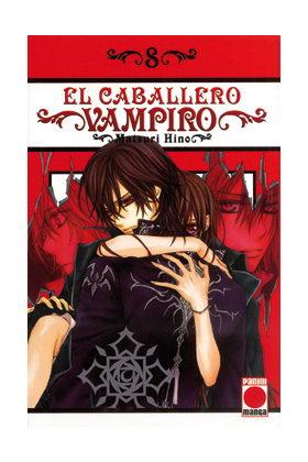 EL CABALLERO VAMPIRO 08 (COMIC)