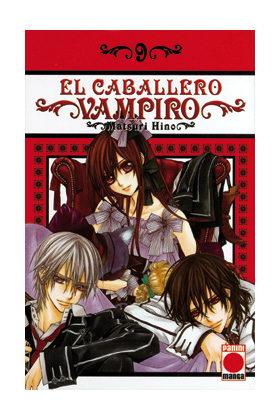 EL CABALLERO VAMPIRO 09 (COMIC)
