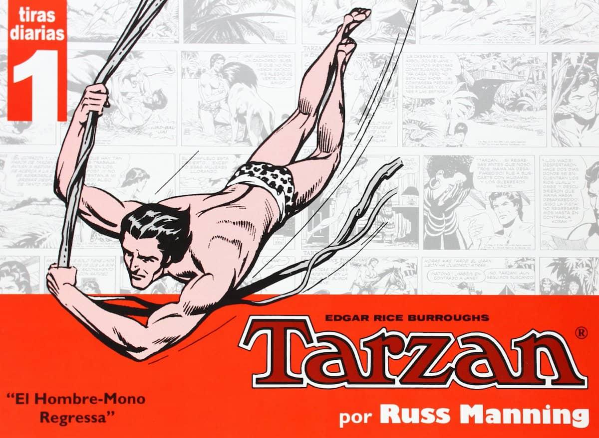 TARZAN - TIRAS DIARIAS 1