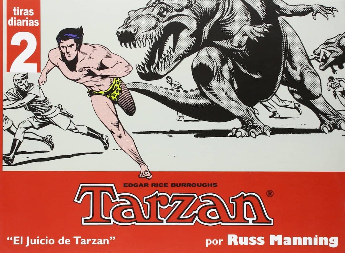 TARZAN - TIRAS DIARIAS 2