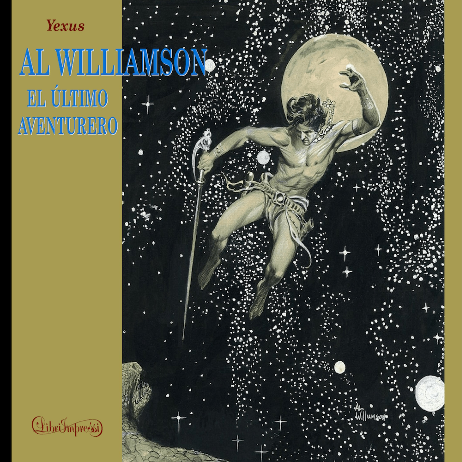 AL WILLIAMSON, EL ULTIMO AVENTURERO