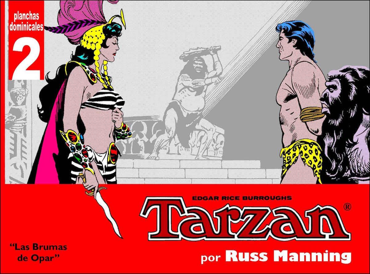 TARZAN - PLANCHAS DOMINICALES 2