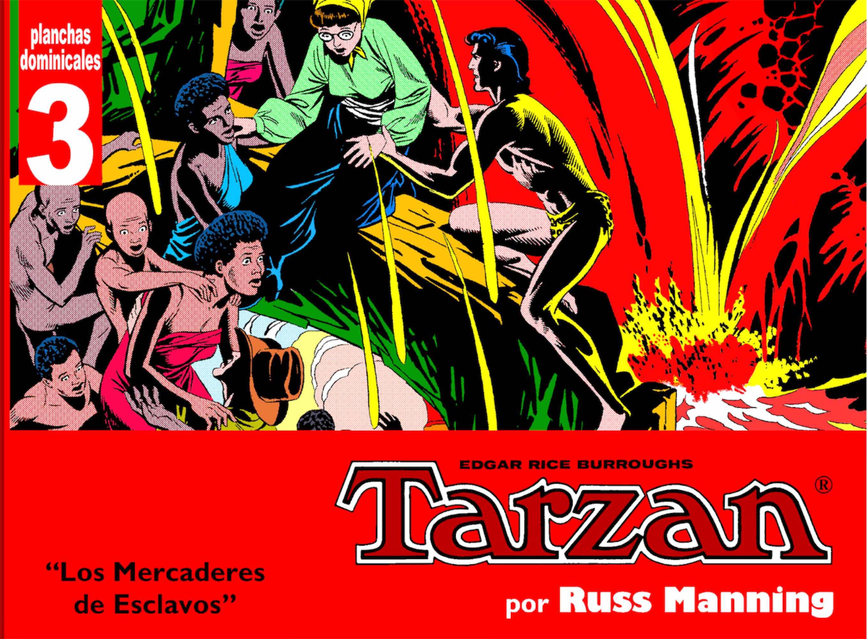 TARZAN - PLANCHAS DOMINICALES 3