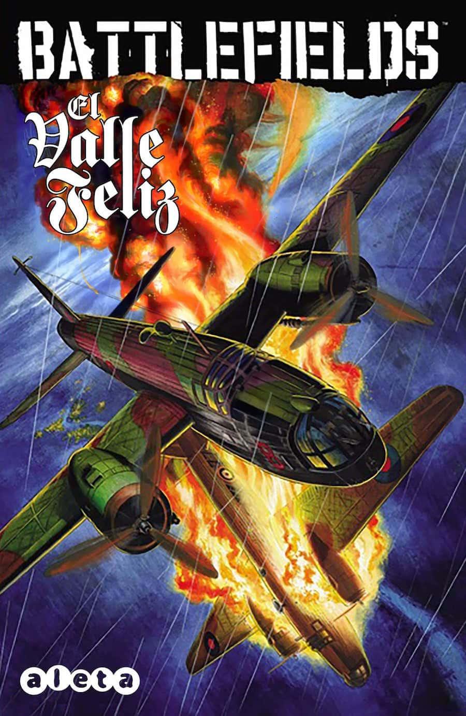 BATTLEFIELDS VOL. 4. EL VALLE FELIZ