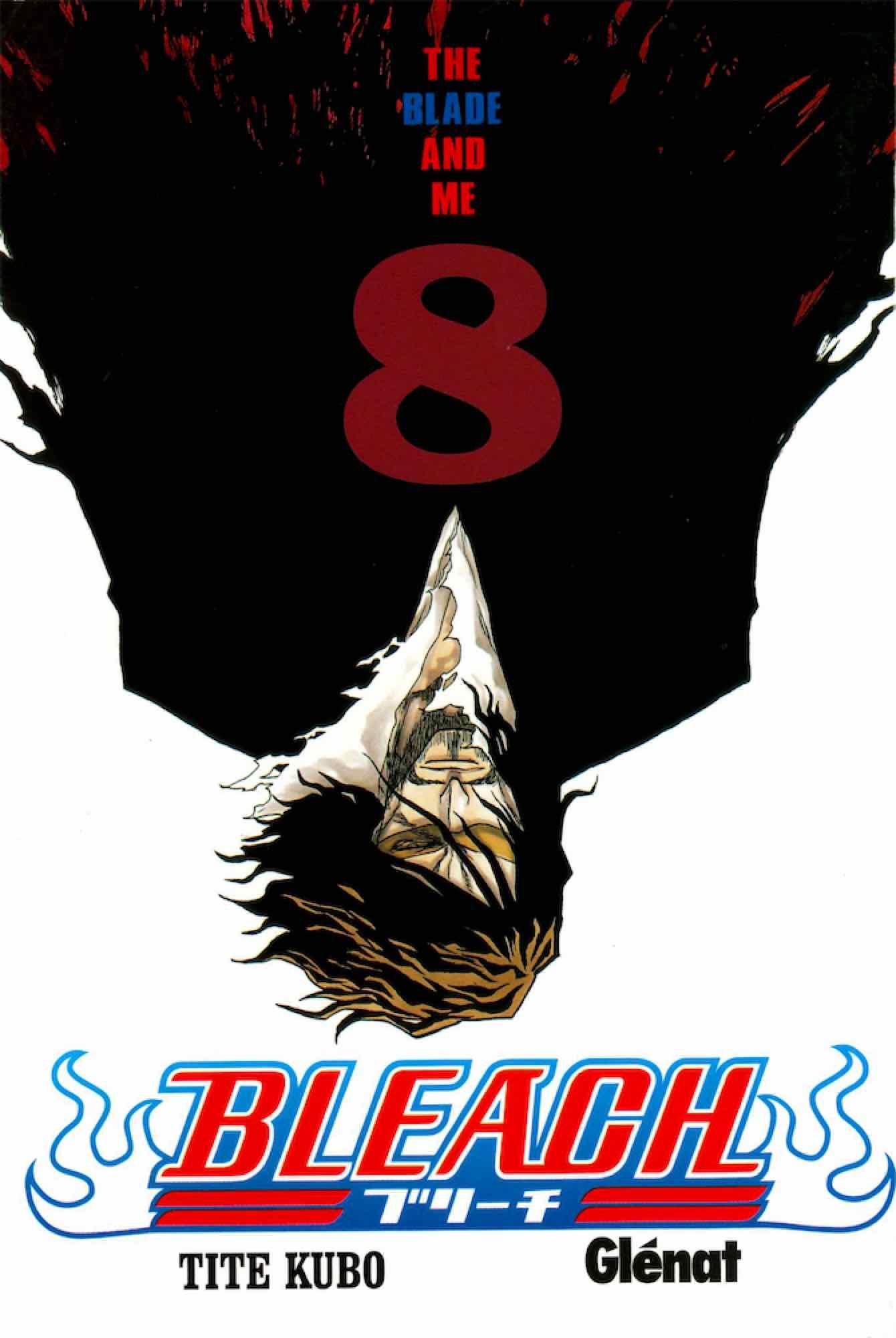 BLEACH 08 (COMIC)