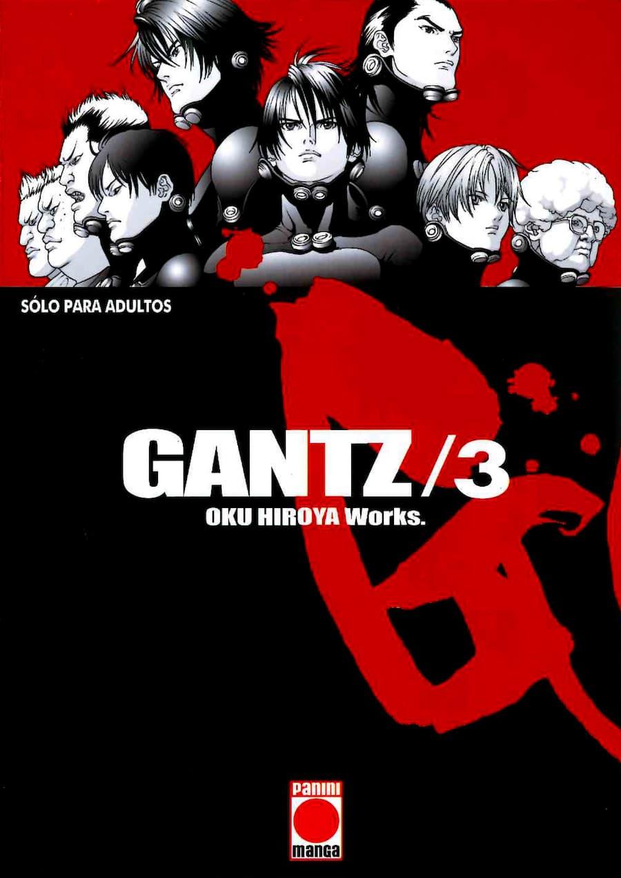 GANTZ 03 (COMIC)