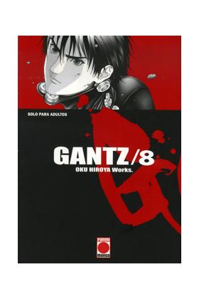 GANTZ 08 (COMIC)
