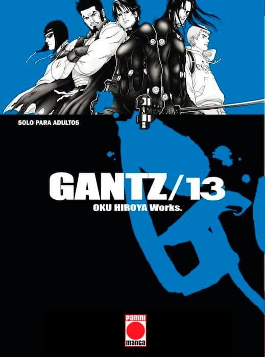 GANTZ 13 (COMIC)
