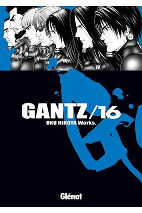 GANTZ 16 (COMIC)