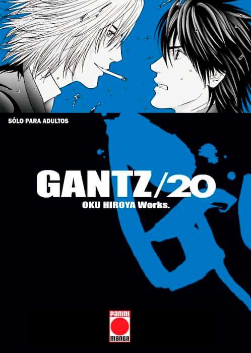 GANTZ 20 (COMIC)