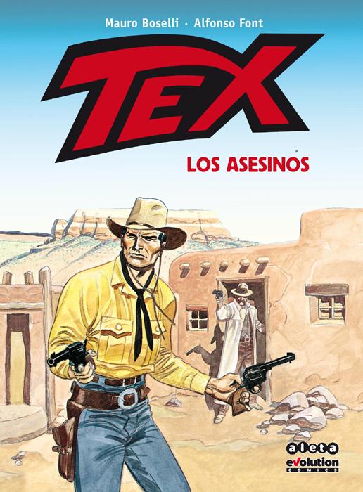 TEX: LOS ASESINOS