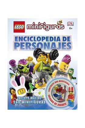 LEGO. ENCICLOPEDIA DE PERSONAJES