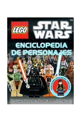 LEGO STAR WARS (ENCICLOPEDIA DE PERSONAJES)