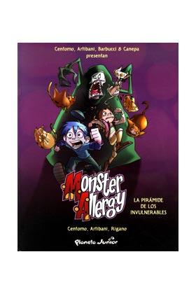 MONSTER ALLERGY 01. LA CASA DE LOS MONSTRUOS