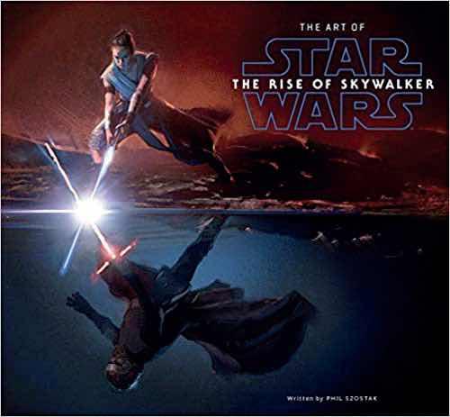 STAR WARS EL ARTE DE: EL ASCENSO DE SKYWALKER