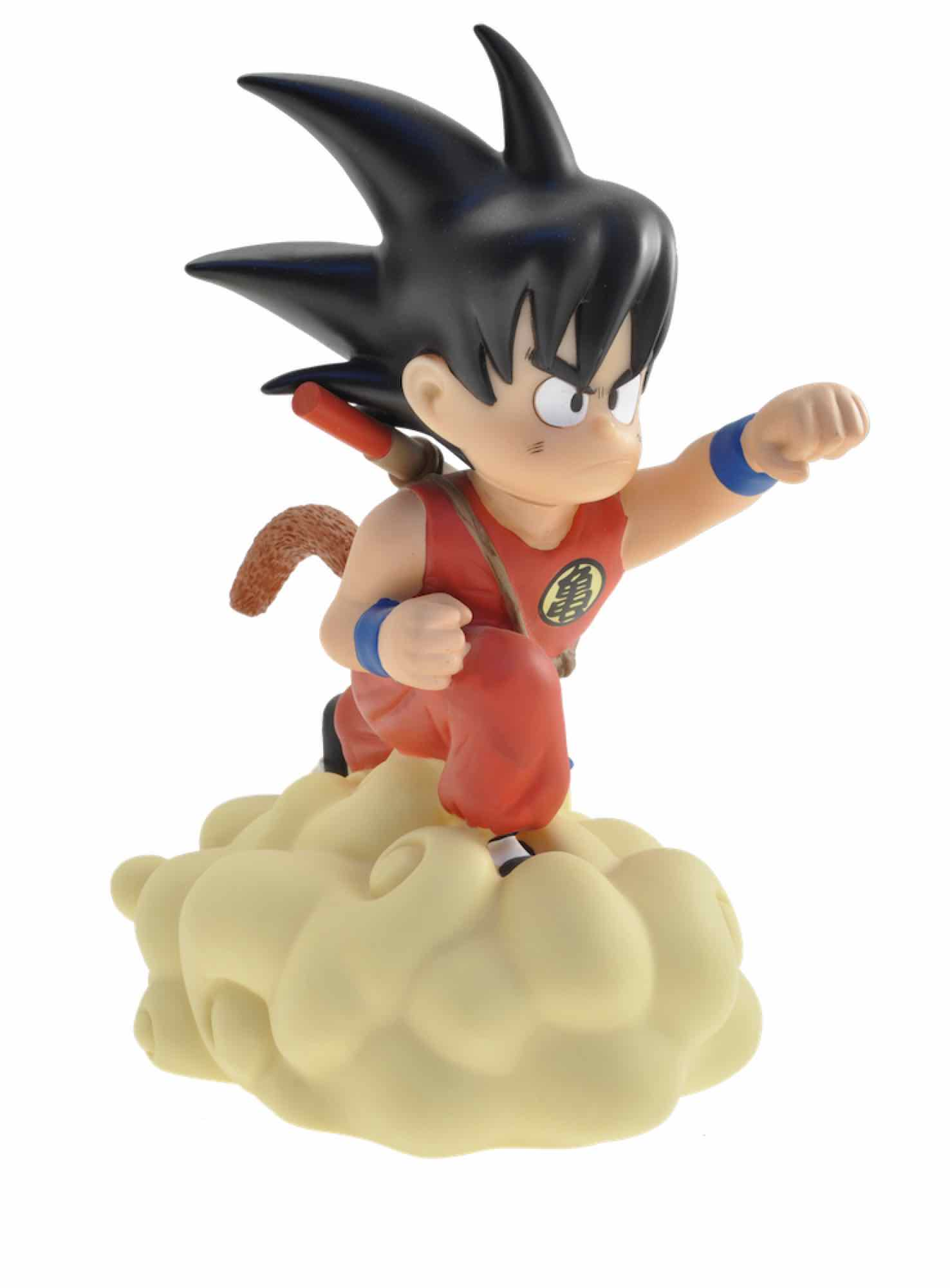 GOKU HUCHA 21 CM PVC DRAGON BALL