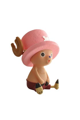 CHOPPER HUCHA 20 CM PVC ONE PIECE