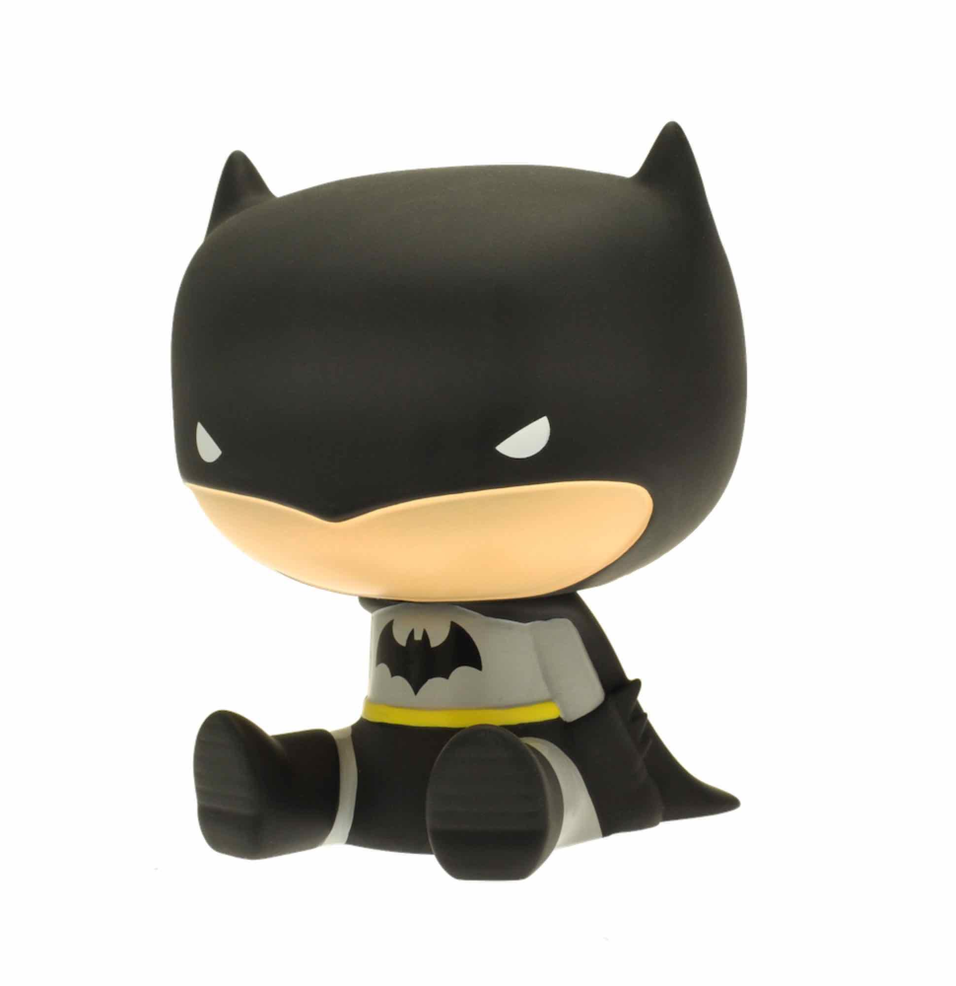 BATMAN CHIBI HUCHA PVC JUSTICE LEAGUE DC COMICS
