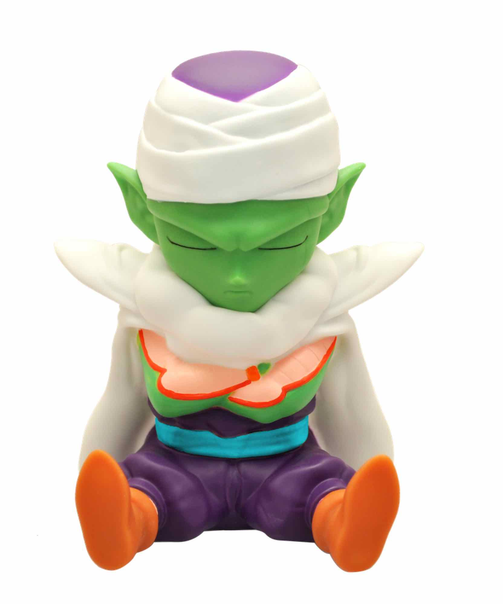 PICCOLO SENTADO MINI HUCHA 13,5 CM PVC DRAGON BALL