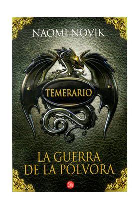 TEMERARIO 03. LA GUERRA DE LA POLVORA  (BOLSILLO)