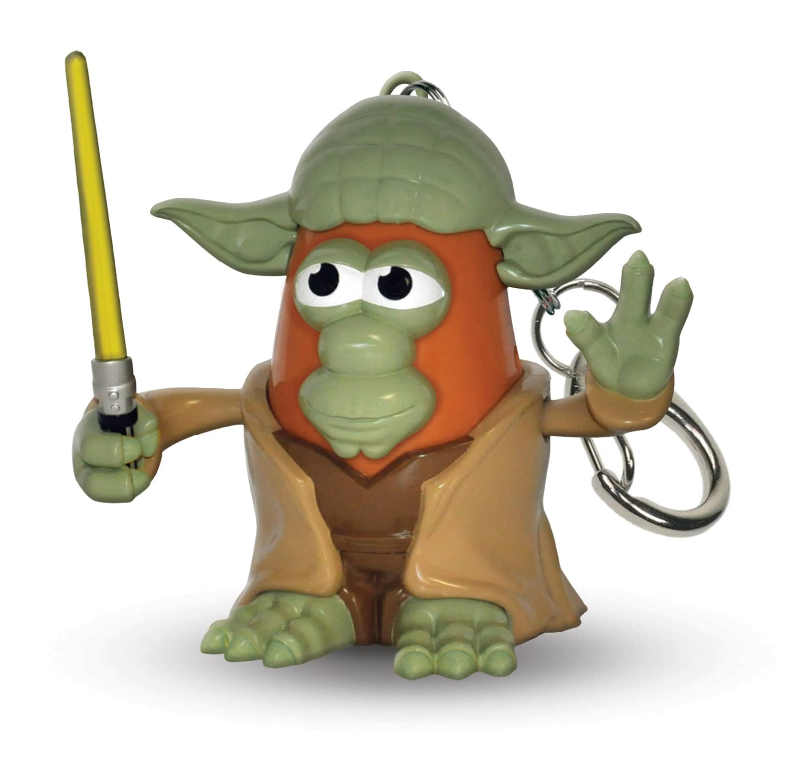 YODA LLAVERO 5 CM POTATO STAR WARS