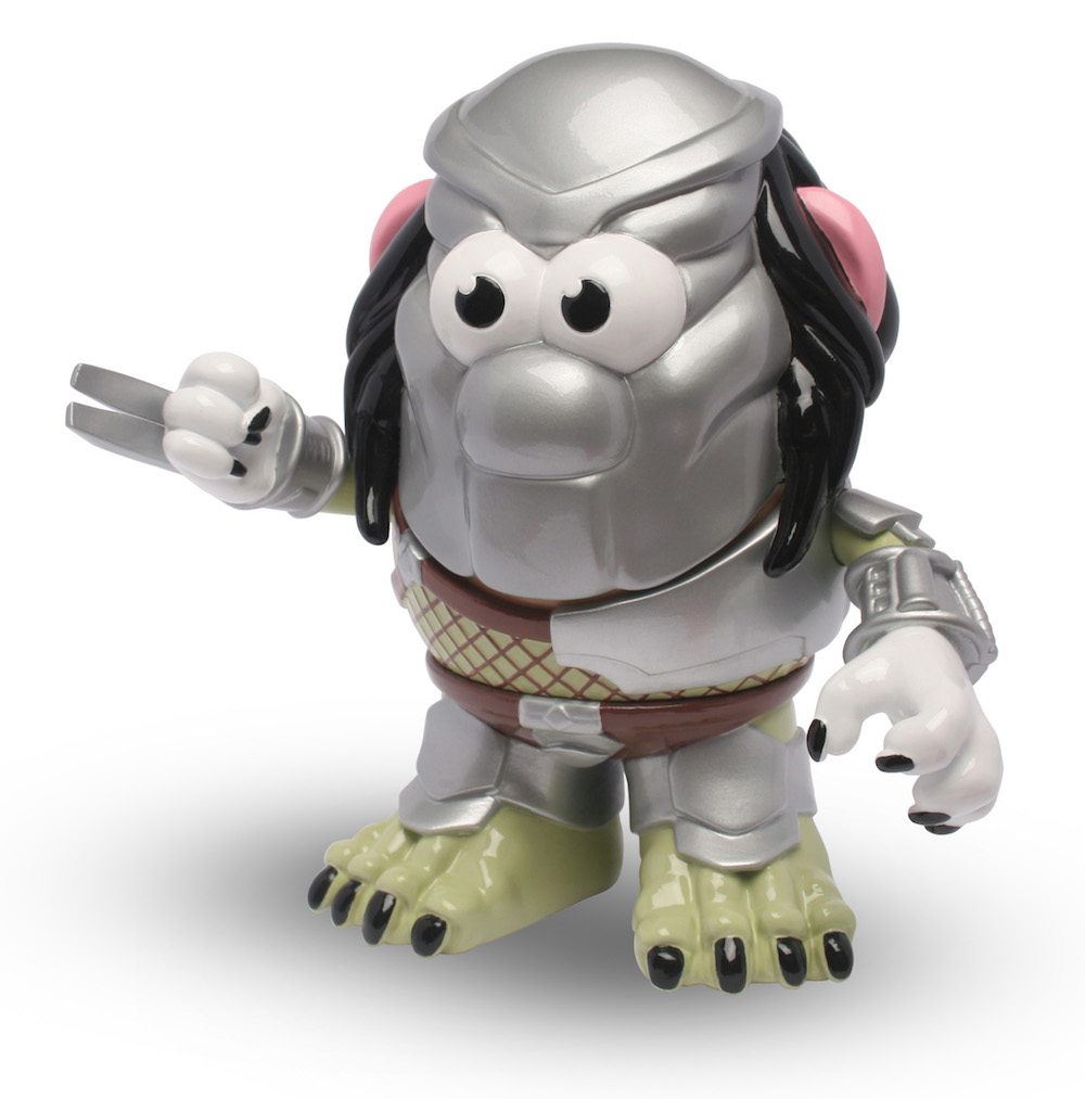 PREDATOR MR POTATO HEAD FIGURA 15 CM PREDATOR POPTATER