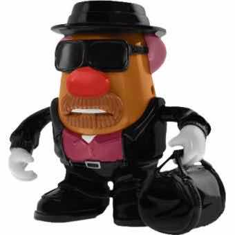 FRIES-ENBERG FIGURA 18 CM MR POTATO BREAKING BAD