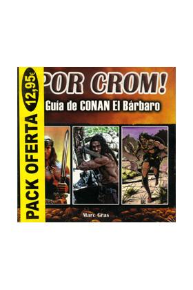 PACK QUARENTENA GUIAS DE CINE (GUIA DE CONAN EL BARBARO - GUIA PIRATAS CARIBE)