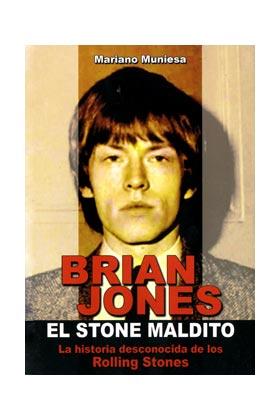 BRIAN JONES. EL STONE MALDITO