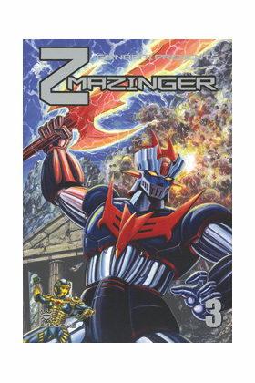 Z MAZINGER 03 (COMIC)